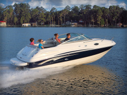 2011 - Chaparral Boats - 215 SSi Cuddy