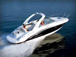 2011 - Chaparral Boats - 285 SSX Cuddy