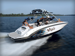 2011 - Chaparral Boats - 244 Extreme