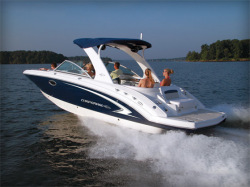 2012 - Chaparral Boats - 284 Sunesta