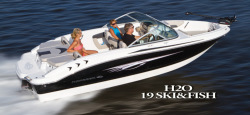 2013 - Chaparral Boats - 19 Ski  Fish