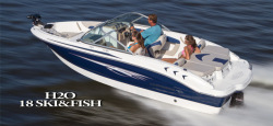 2013 - Chaparral Boats - 18 Ski  Fish