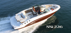 2013 - Chaparral Boats - 226 SSi