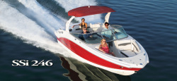 2013 - Chaparral Boats - 246 SSi