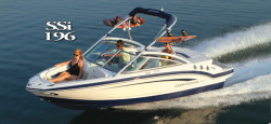 2013 - Chaparral Boats - 196 SSi