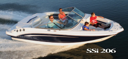 2013 - Chaparral Boats - 206 SSi