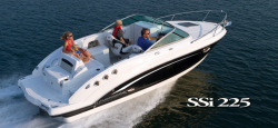 2013 - Chaparral Boats - 225 SSi