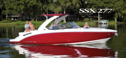 2013 - Chaparral Boats - 277 SSX
