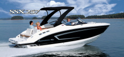 2013 - Chaparral Boats - 257 SSX