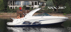 2013 - Chaparral Boats - 287 SSX