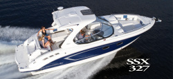 2013 - Chaparral Boats - 327 SSX