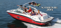 2013 - Chaparral Boats - 204 Extreme