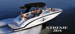 2013 - Chaparral Boats - 264 Extreme