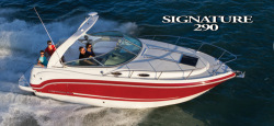2013 - Chaparral Boats - 290 Signature