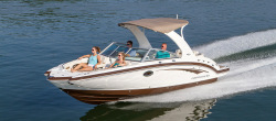 2014 - Chaparral Boats - 264 Sunesta WT Sportdeck