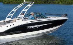 2014 - Chaparral Boats - 216 SSi WT Sport Boat