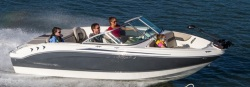 2014 - Chaparral Boats - 19 Ski  Fish H2O