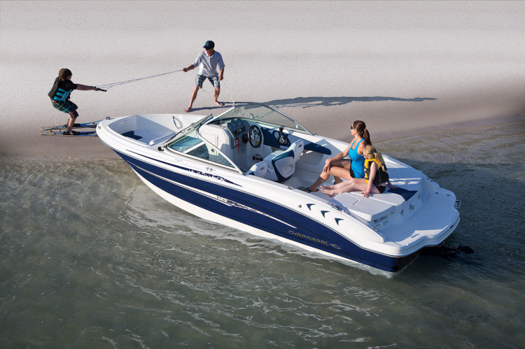 Research 2015 chaparral boats 19 sport h2o on for Chaparral h20 19 ski and fish