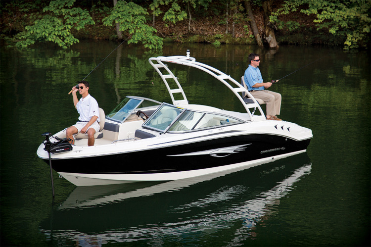 Research 2015 Chaparral Boats 21 Ski Fish H2o On
