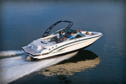 2015 - Chaparral Boats - 216 SSi WT Sport Boat