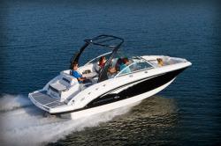 2015 - Chaparral Boats - 224 Sunesta WT Sportdeck