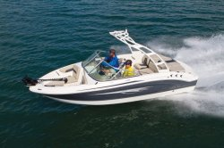2016 - Chaparral Boats - 19 Ski  Fish H2O