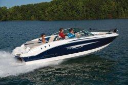 2016 - Chaparral Boats - 21 Ski  Fish H2O