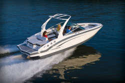 2016 - Chaparral Boats - 246 SSi WT Sport Boat