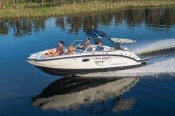 2018 - Chaparral Boats - 244 Surf Sunesta