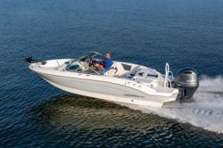 2020 - Chaparral Boats - 19 SSI Ski  Fish OB