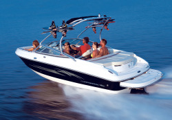 Chaparral Boats 204 SSi Bowrider Boat