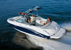 Chaparral Boats 246 SSi Bowrider Boat