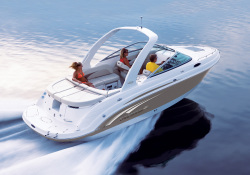 Chaparral Boats 255 SSi Cuddy Cabin Boat