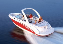 Chaparral Boats 256 SSi Bowrider Boat