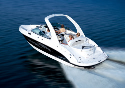 Chaparral Boats SSX 256 Deck Boat