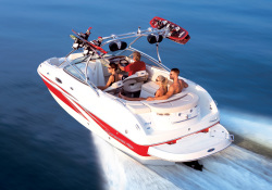 Chaparral Boats Sunesta 214 Deck Boat