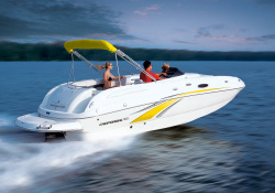 Chaparral Boats 232 Sunesta Deck Boat