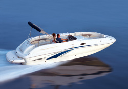 Chaparral Boats 252 Sunesta Deck Boat