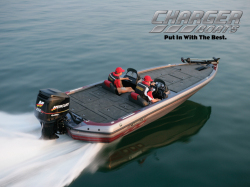 2013 - Charger Boats - 596