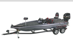 2011 - Charger Boats - 596