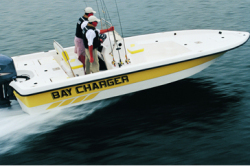 2012 - Charger Boats - Bay Charger 2000 RG