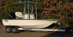 2014 - Charger Boats - Bay Charger 2000 RG