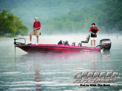 2015 - Charger Boats - 496