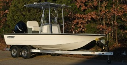 2015 - Charger Boats - Bay Charger 2000 RG