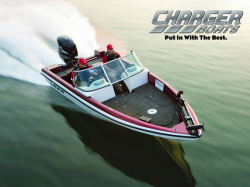 2017 - Charger Boats - SUV 210