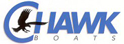 C-Hawk Boats Logo