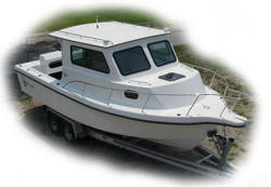 C-Hawk Boats-25XL 2007