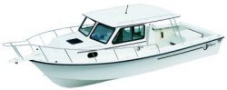 C-Hawk Boats - 29 Sport Cabin