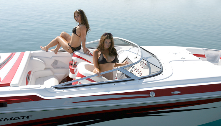 Research 2011 Checkmate Boats Convincor 270 Br On