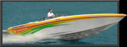 2012 - Checkmate Boats - ZT 260